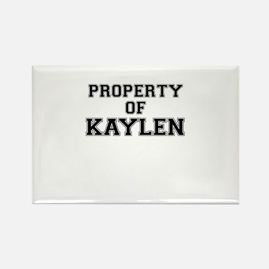 Property of KAYLEN Magnets