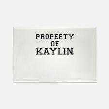 Property of KAYLIN Magnets