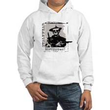 Old West Skull and revolvers Hoodie