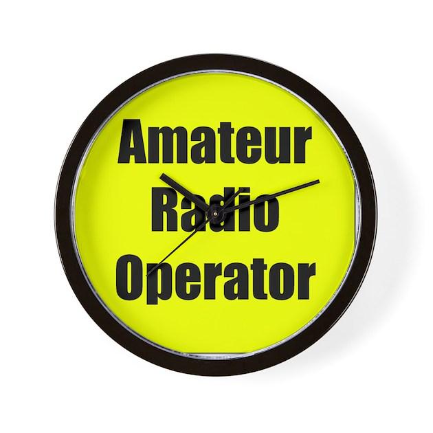 Amateur Radio Operator 3
