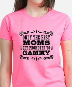 Best Moms Get Promoted To Ga T-Shirt