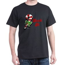 Candycane Suck It T-Shirt
