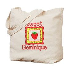 Sweet Dominique Tote Bag