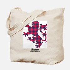 Lion-Sims.Fraser Tote Bag