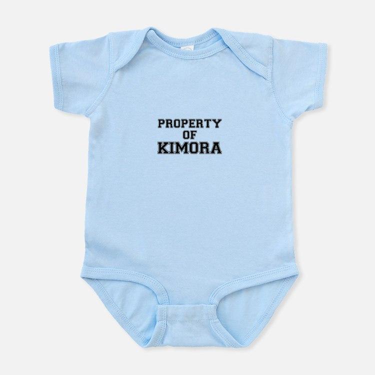 Property of KIMORA Body Suit