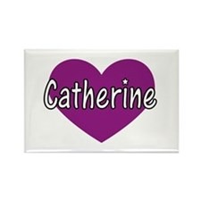 Catherine Rectangle Magnet