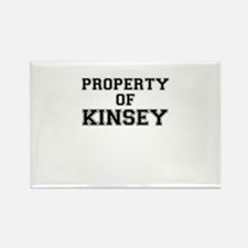 Property of KINSEY Magnets