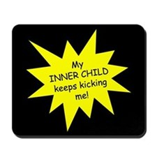 Inner Child Mousepad