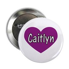 "Caitlyn 2.25"" Button"