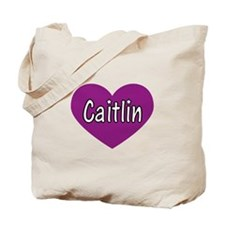 Caitlin Tote Bag