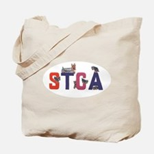 Cute Club Tote Bag