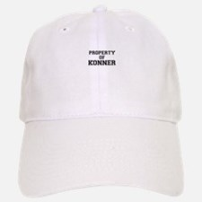 Property of KONNER Baseball Baseball Cap