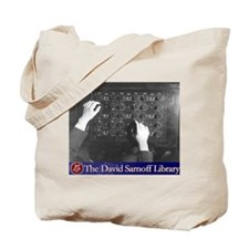 Broadcasting Tote Bag