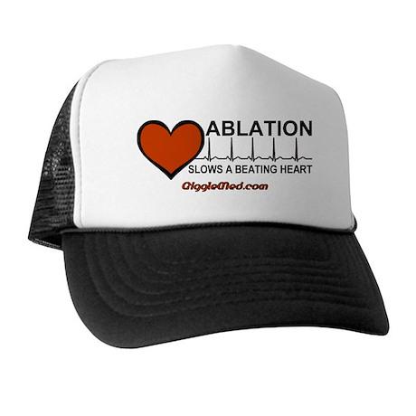 Ablation Slows Beating HeartT Trucker Hat