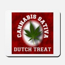 Dutch Treat Mousepad