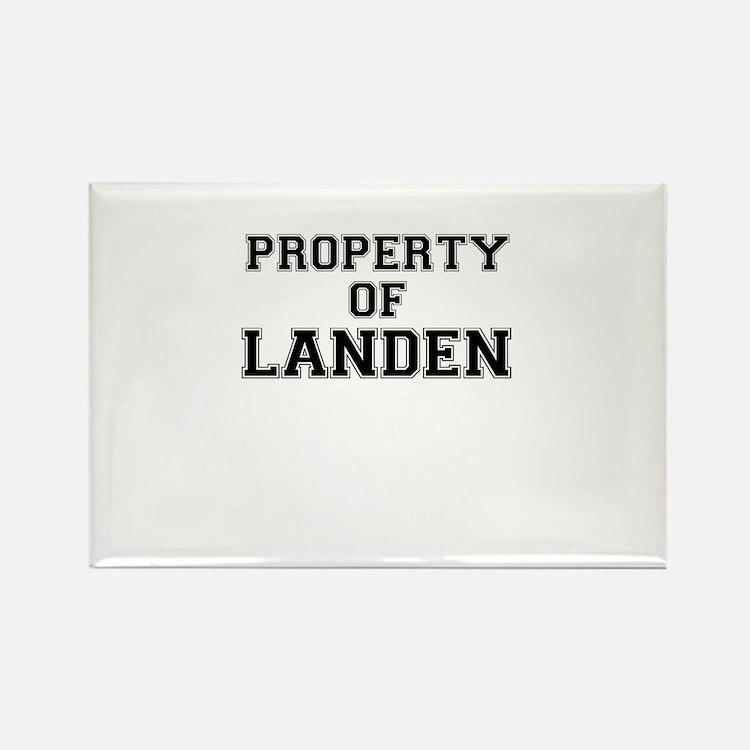 Property of LANDEN Magnets