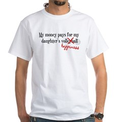 Volleyball Happiness Shirt