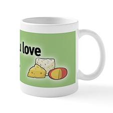 Honk if you love Cheeses Mug