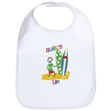 Burp's Up baby Bib