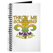 Throw Me Something Mister Journal