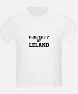 Property of LELAND T-Shirt
