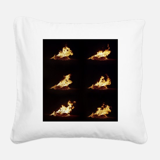 35mm Square Canvas Pillow