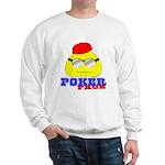 Poker Face (Spade) Sweatshirt