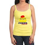 Poker Face (Spade) Jr. Spaghetti Tank