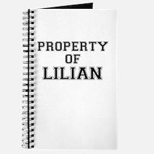 Property of LILIAN Journal