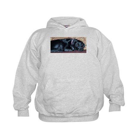 Couch Potato Kids Hoodie