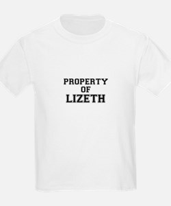 Property of LIZETH T-Shirt