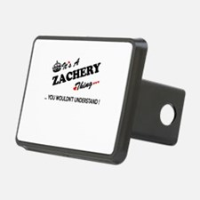 ZACHERY thing, you wouldn' Hitch Cover