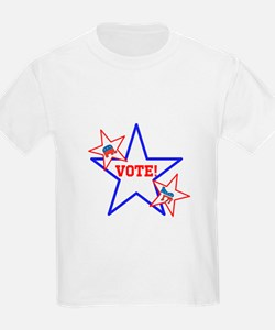 Vote! USA! T-Shirt