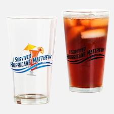 Unique Matthew Drinking Glass
