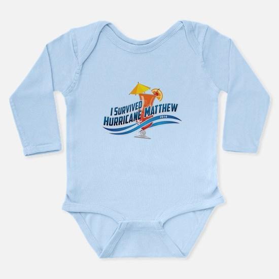Cute Matthew Long Sleeve Infant Bodysuit