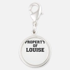 Property of LOUISE Charms