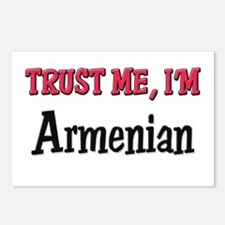 Trusty Me I'm Armenian Postcards (Package of 8)