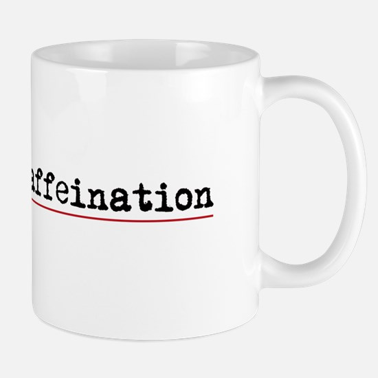 After Meditation ... Caffeination Mug