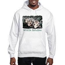 Opossum Rehabber Hoodie