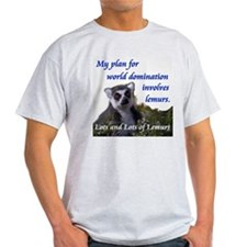 Domination Lemurs T-Shirt