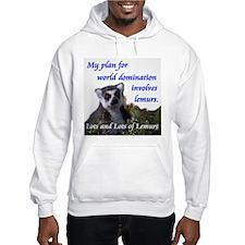 Domination Lemurs Hoodie