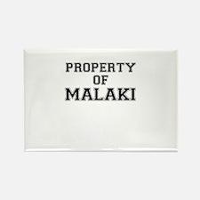 Property of MALAKI Magnets