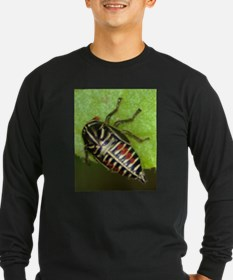 oak treehopper 50306 dorsal Long Sleeve T-Shirt