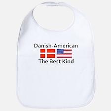 Danish American-the Best Kind Bib