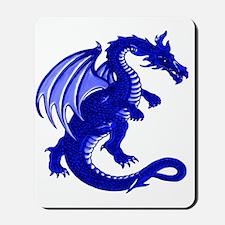 Blue Dragon Mousepad