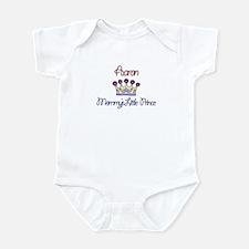 Aaron - Mommy's Little Prince Infant Bodysuit