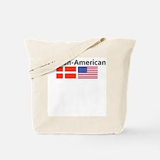 Danish American Tote Bag