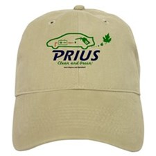 COOL GIFT LET 'EM KNOW Toyota PRIUS OWNER Baseball Cap Gift