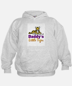 Daddy's Little Tiger Hoodie