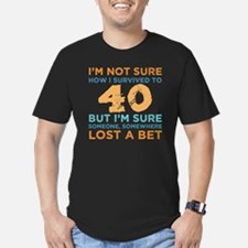 40th birthday men T